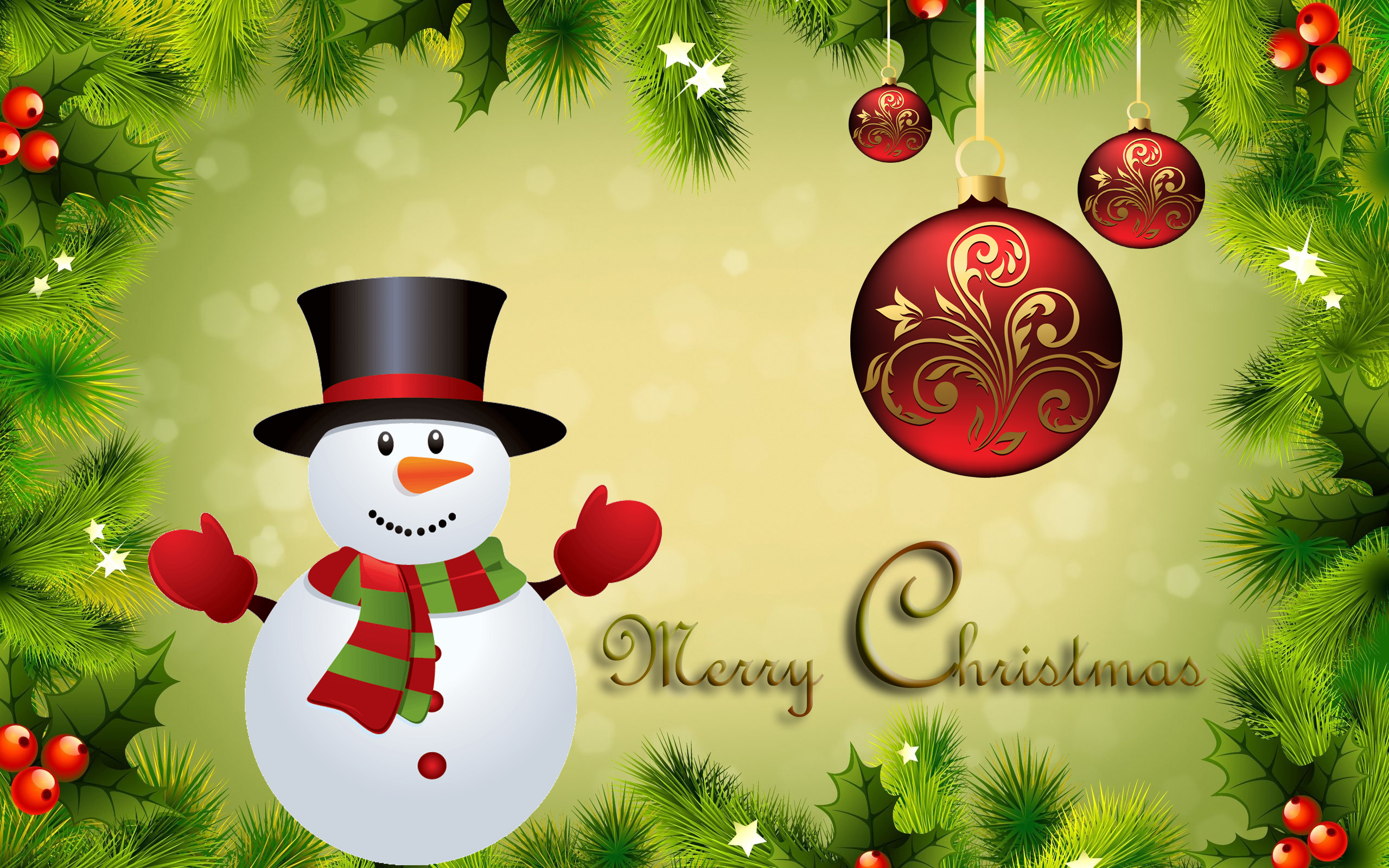 Cute Christmas Wallpapers Hd - Cute Wallpaper Cute Merry Christmas , HD Wallpaper & Backgrounds