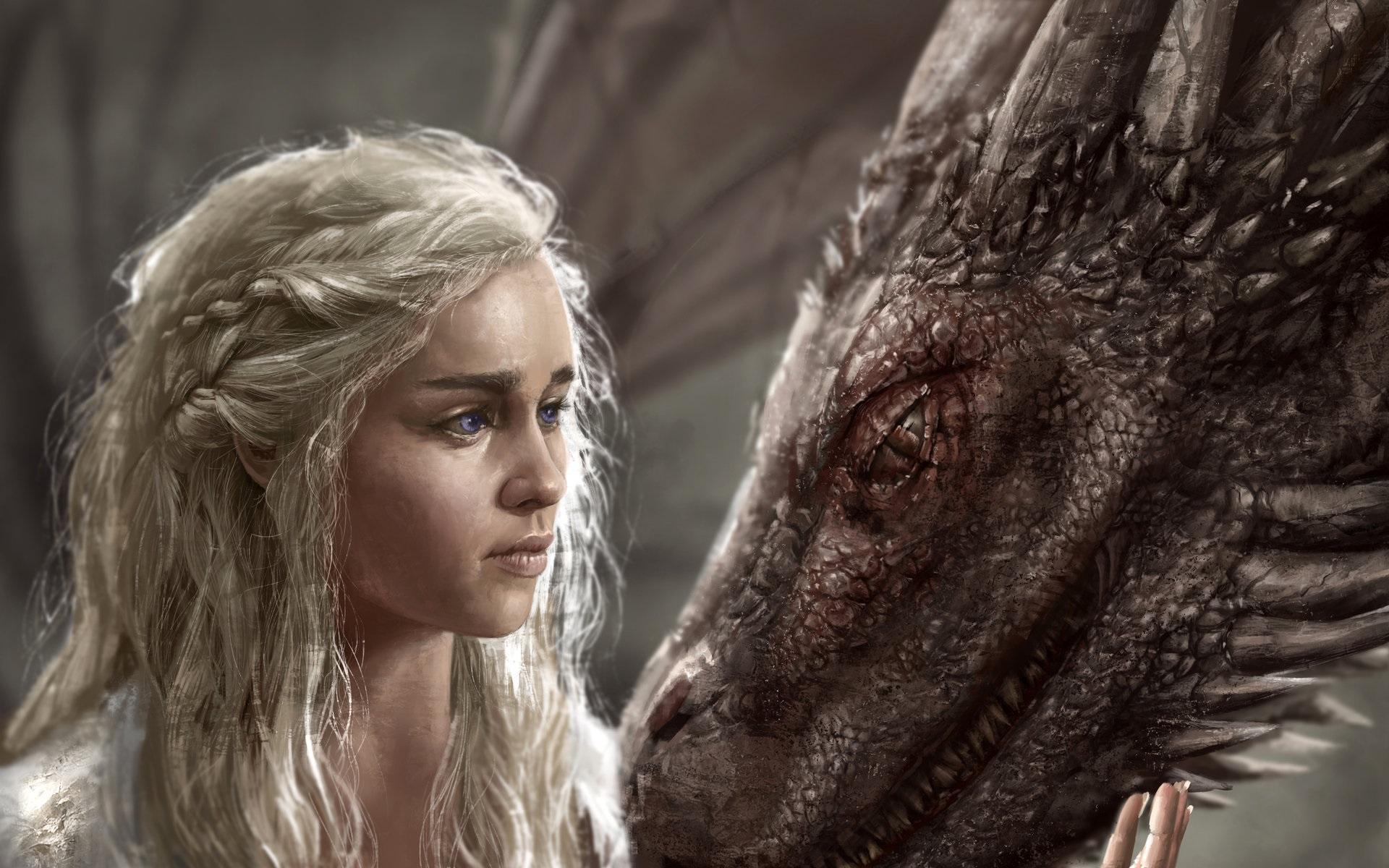 Daenerys Targaryen Hd Wallpaper - Best Pictures Of Daenerys Targaryen , HD Wallpaper & Backgrounds