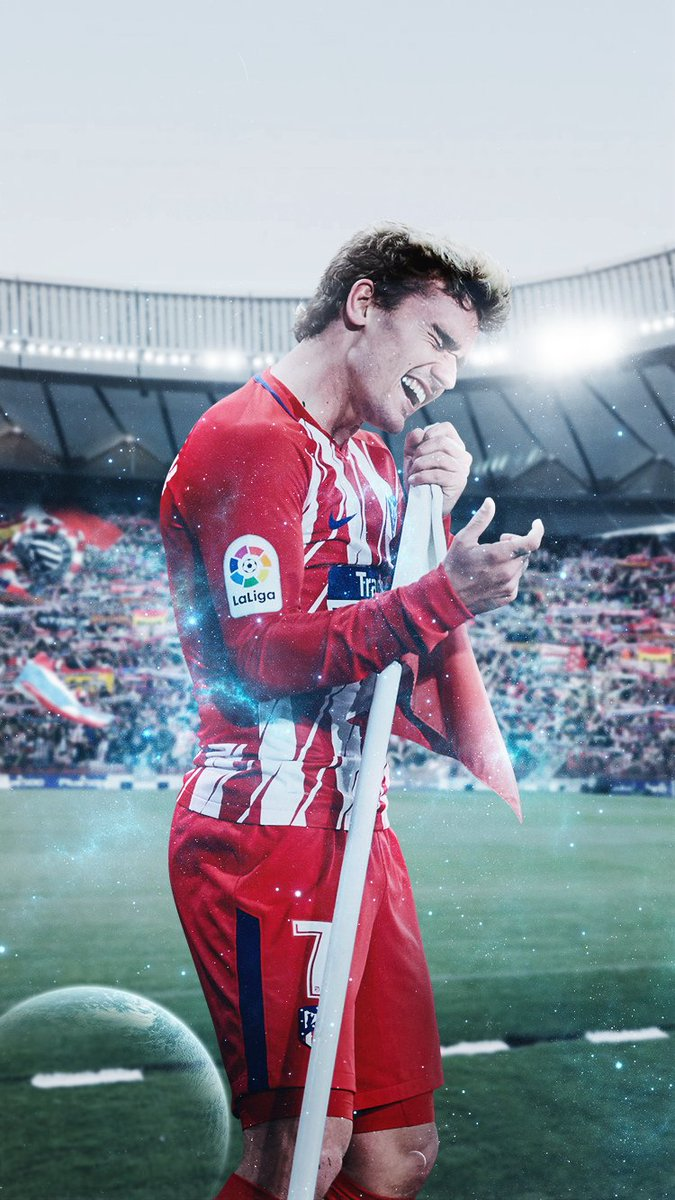 Antoine Griezmann Wallpaper Likes And Rt Appreciated