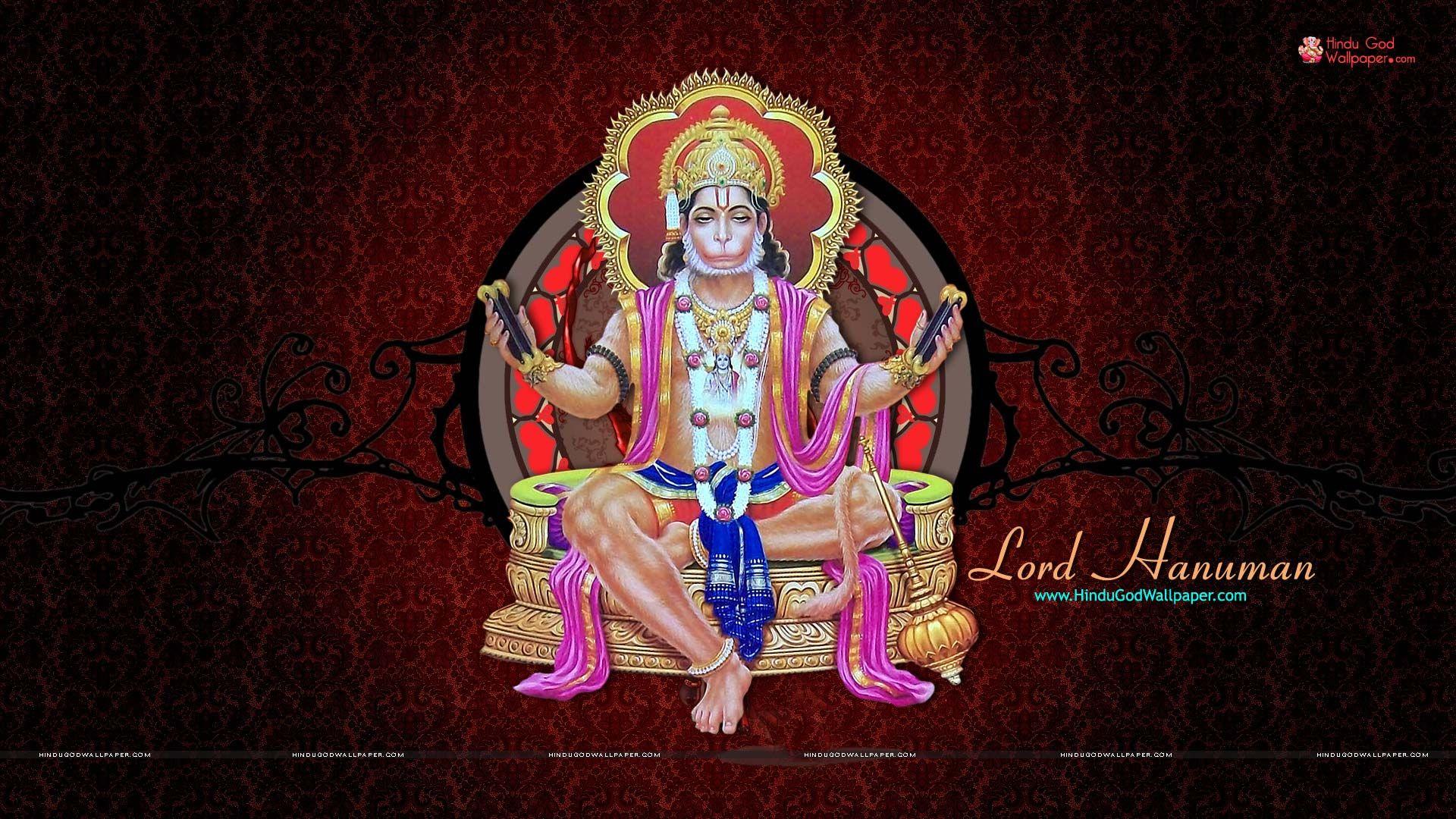 Lord Hanuman Hd Wallpapers 1080p Illustration 260934 Hd