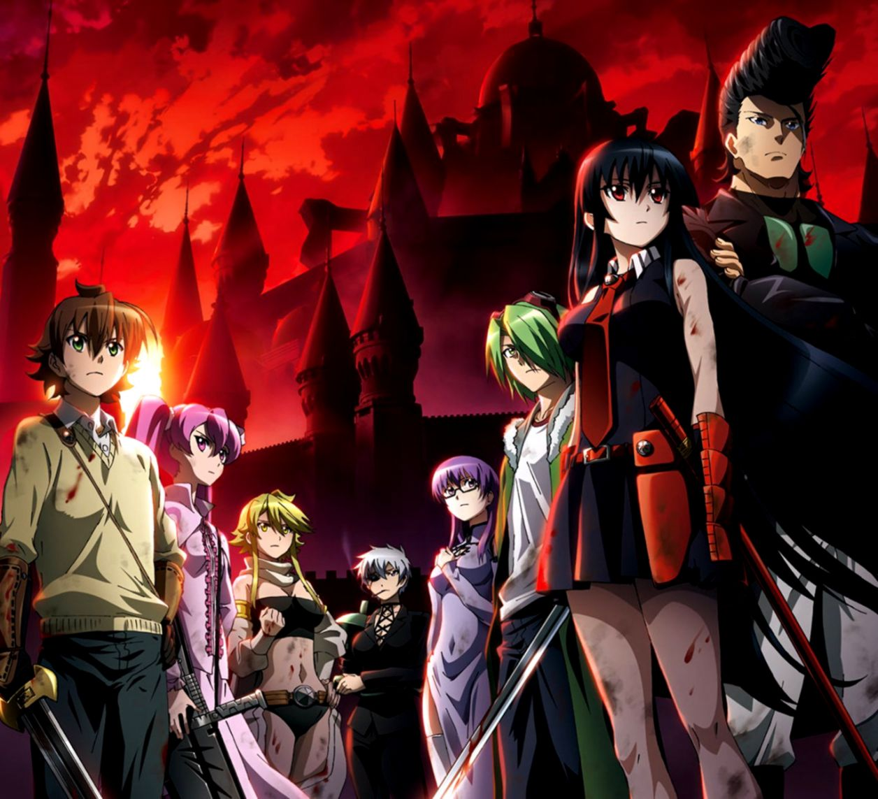 Akame Ga Kill Wallpaper And Background Image Id Akame Ga Kill
