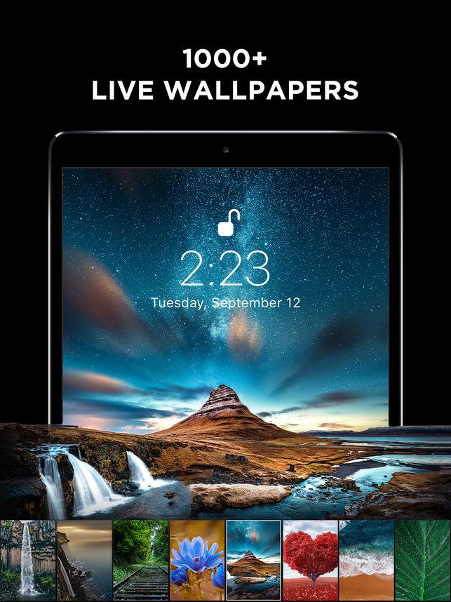 Wallpaper Maker Make Monogram On The App Store Kirkjufell