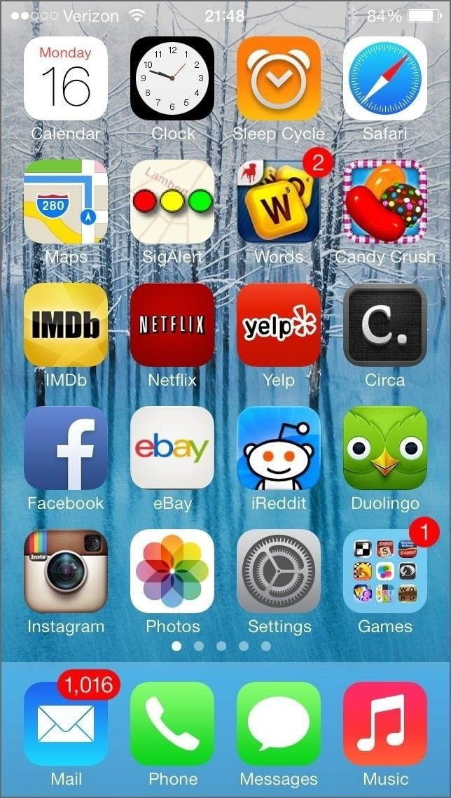 How To Get Black Text On The Home Screen Black Iphone Home Screen 263495 Hd Wallpaper Backgrounds Download
