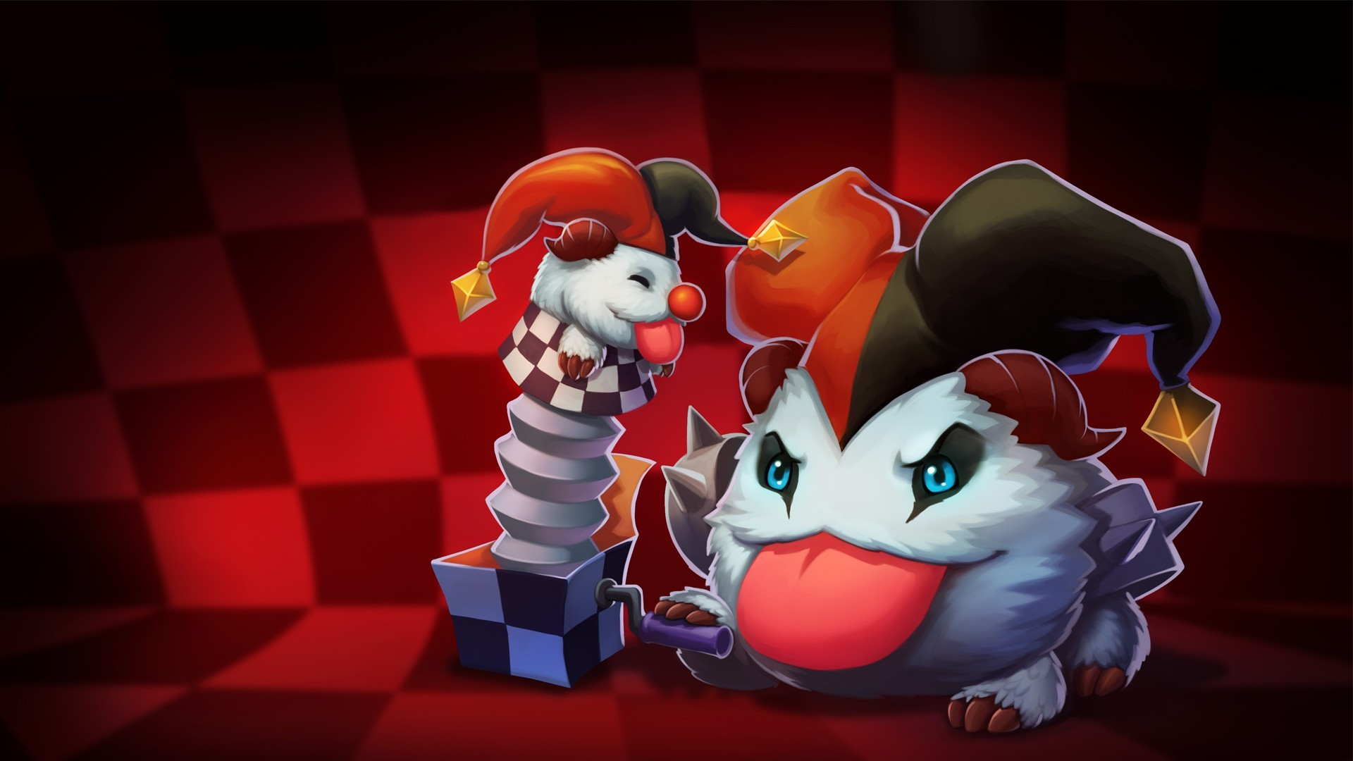 League Of Legends Poro Shaco Wallpapers Hd Desktop