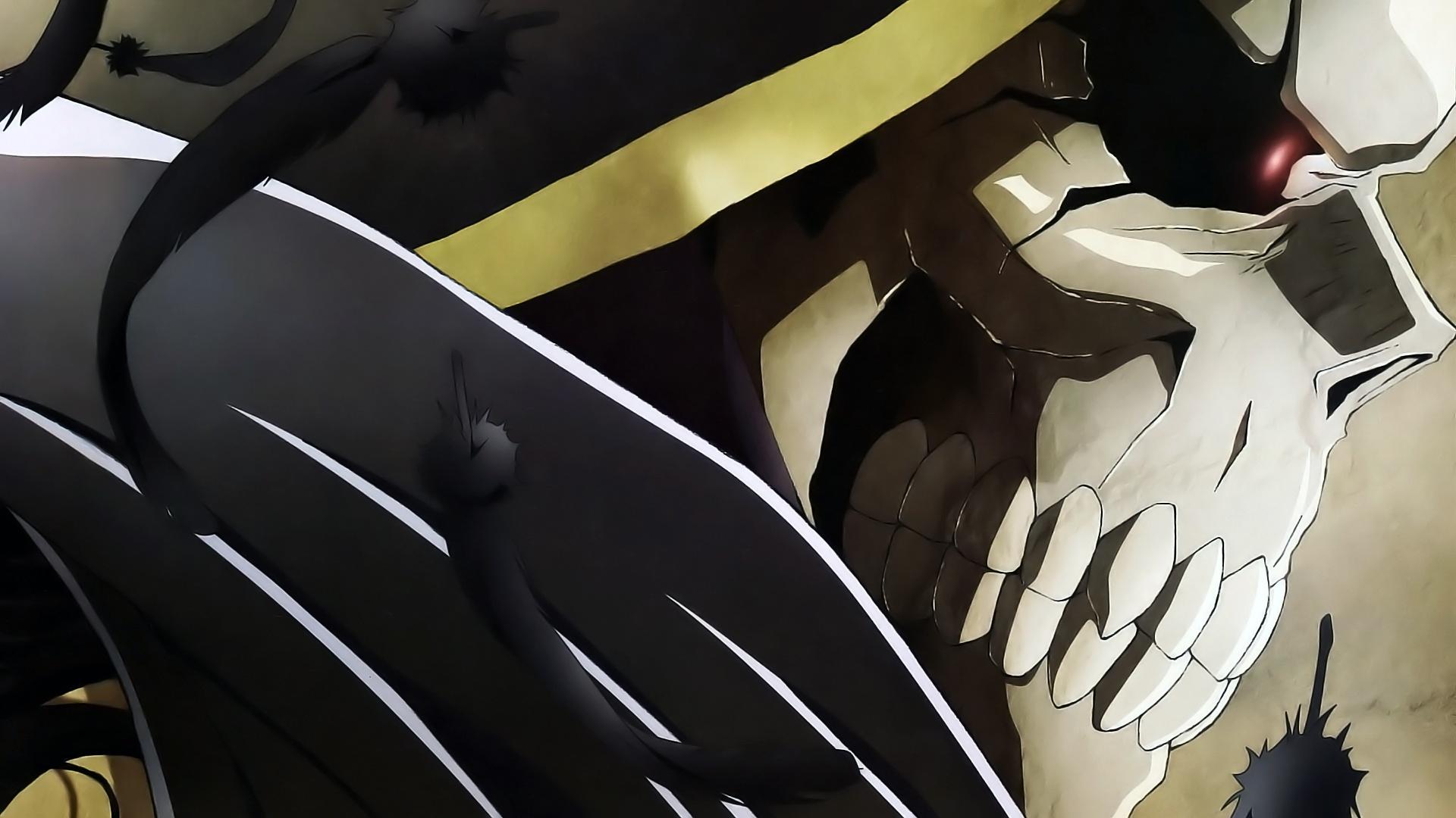 Wallpaper Keren Full Hd - Overlord Anime , HD Wallpaper & Backgrounds