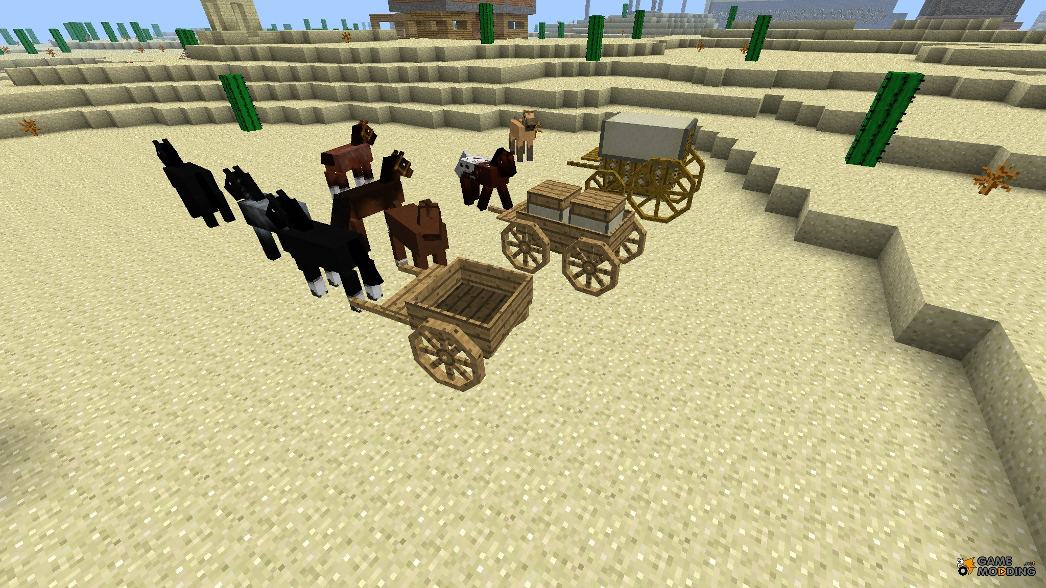 Dantdm Wallpapers 79 Images Minecraft Chariot Racing