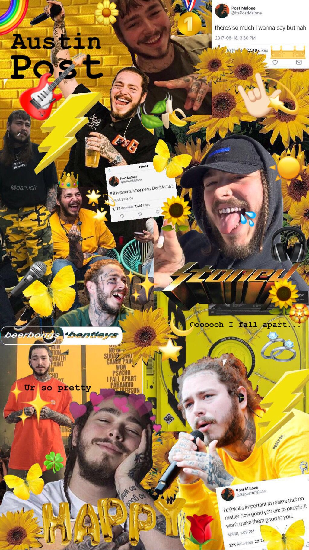 post malone quotes famous post malone aesthetic