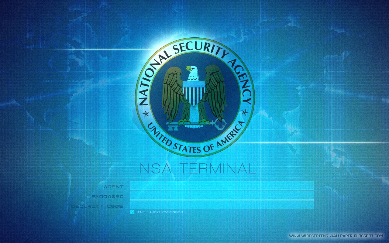 National Security Agency United States Of America Login Cia