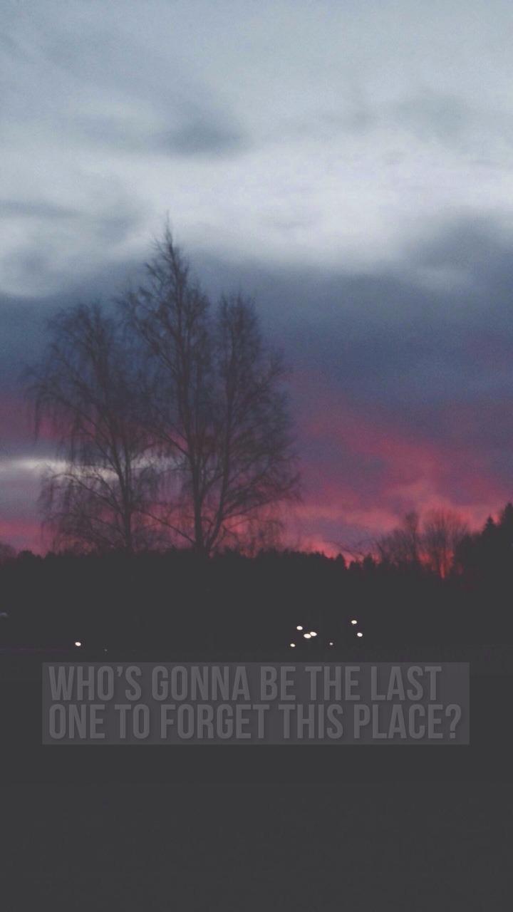 One Direction Lyrics Wallpaper Evening 2601148 Hd Wallpaper Backgrounds Download