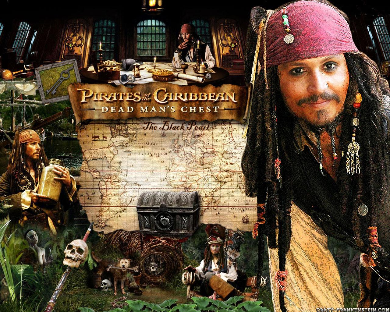 Pirates Des Caraibes 2 , HD Wallpaper & Backgrounds