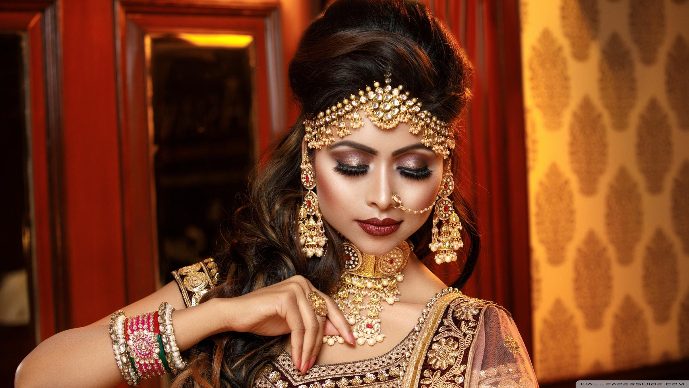 Beautiful Indian Girl Hd , HD Wallpaper & Backgrounds