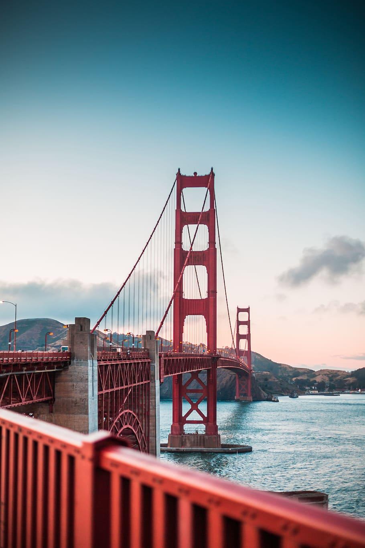 Golden Gate Bridge Architecture California Ggb 2608836 Hd