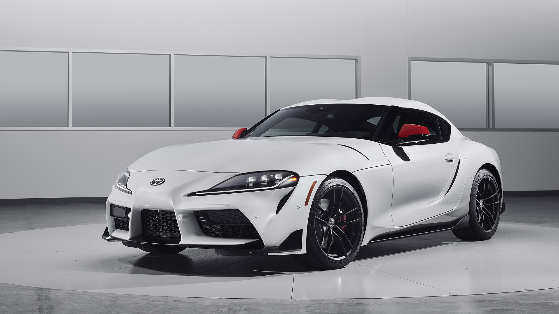 Toyota Supra 2019 , HD Wallpaper & Backgrounds