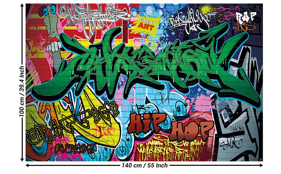Street Graffiti , HD Wallpaper & Backgrounds