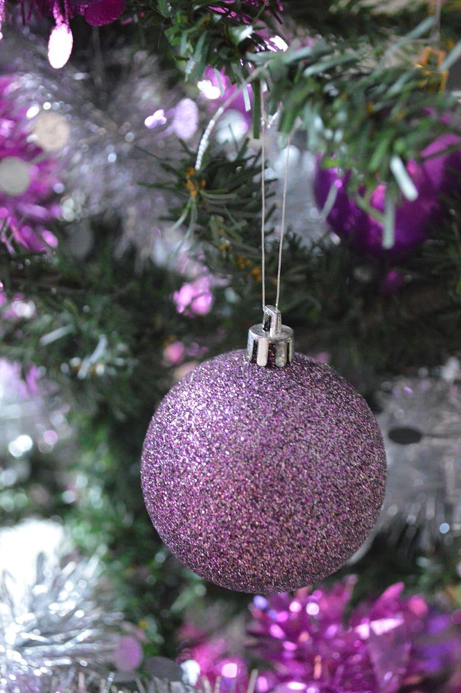 Bowls, Christmas, Decoration, December, Fir, Glitter, - Christmas Ornament , HD Wallpaper & Backgrounds