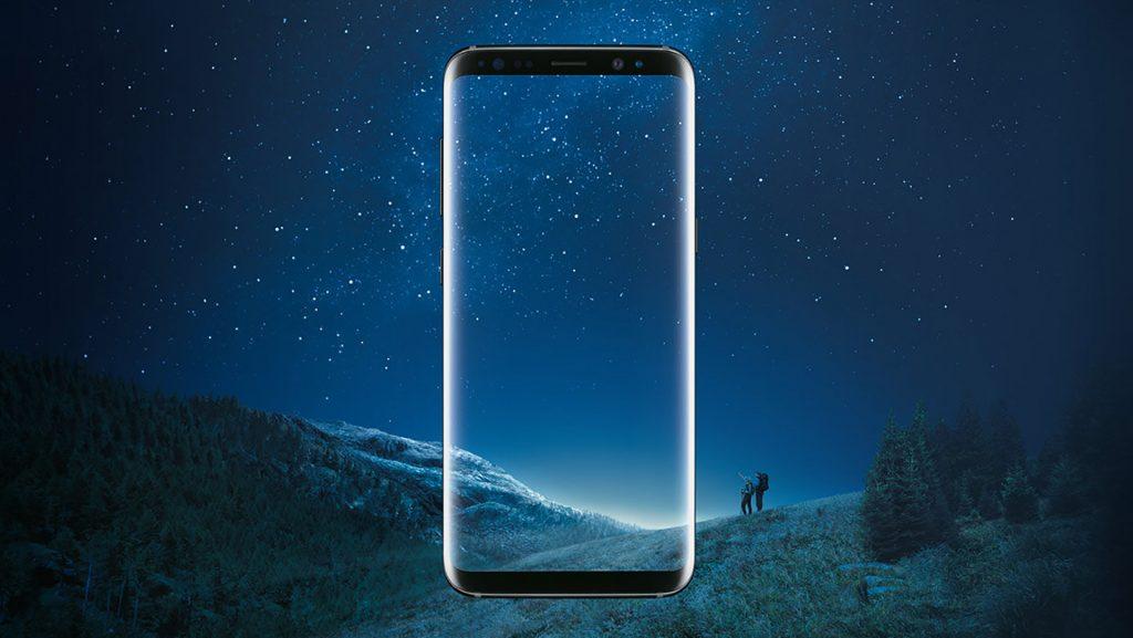 Samsung Galaxy S9 Wallpaper-galaxy Phone - Samsung Galaxy S8 Voucher , HD Wallpaper & Backgrounds