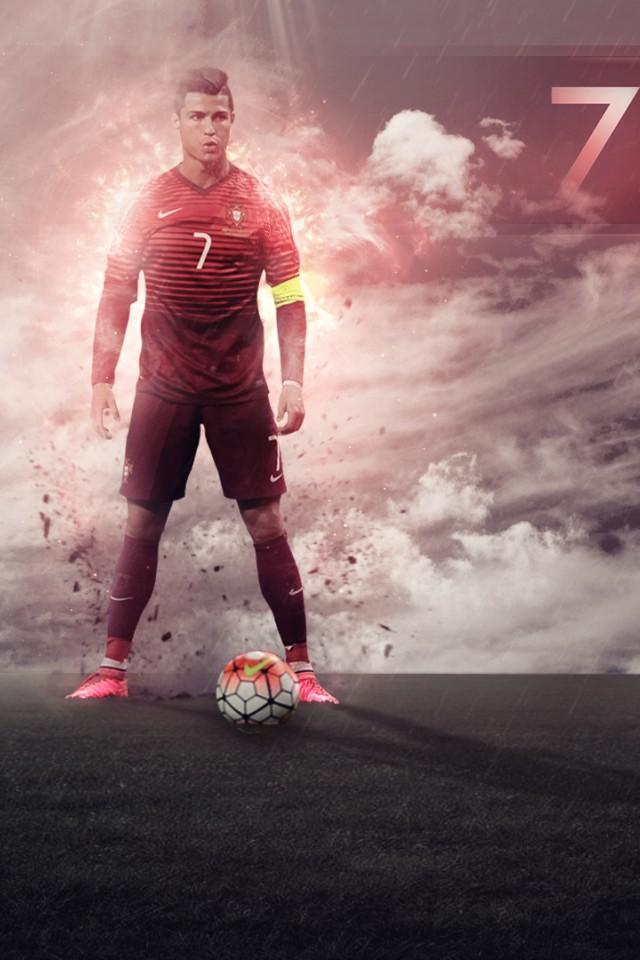 Cristiano Ronaldo Wallpaper Portugal - Portugal Cristiano Ronaldo Wallpaper Ipad , HD Wallpaper & Backgrounds