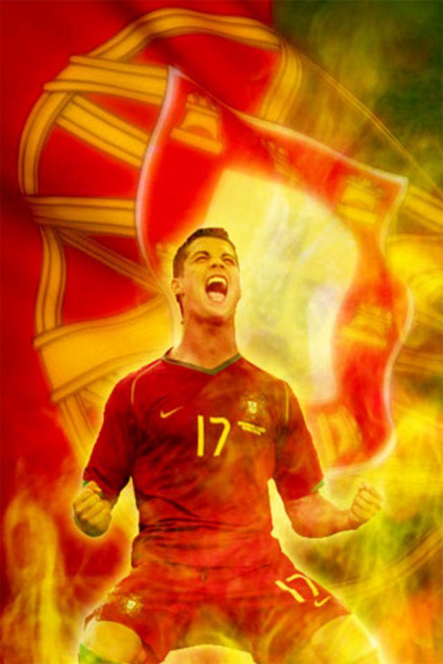 Cristiano Ronaldo Wallpaper - C Ronaldo Portugal , HD Wallpaper & Backgrounds