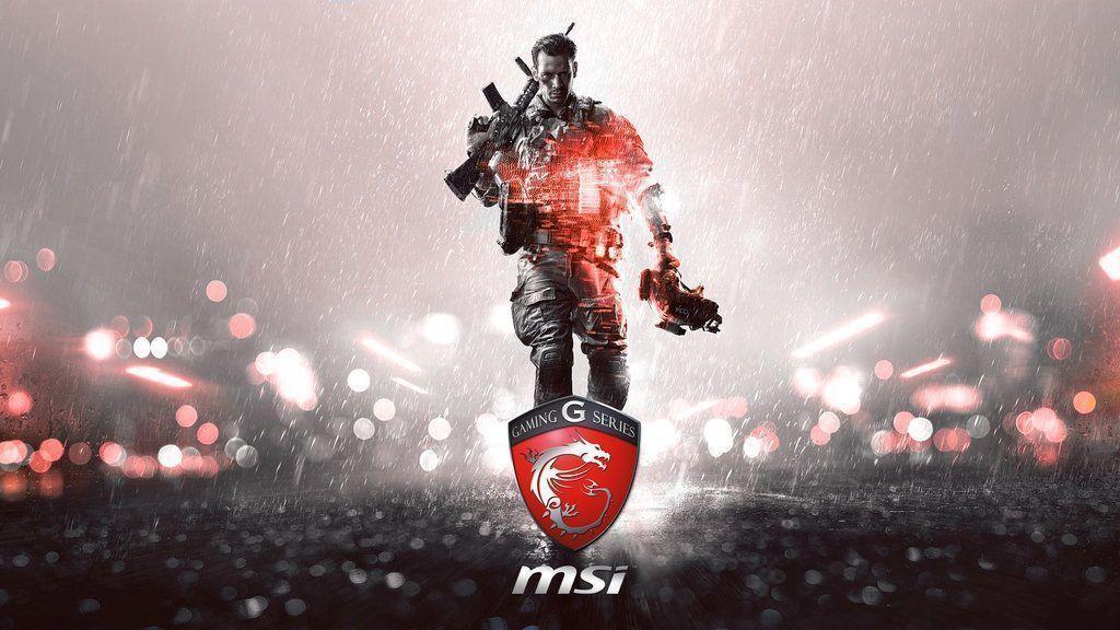 Msi Gaming Wallpaper - Fondo De Pantalla De Battlefield 4 , HD Wallpaper & Backgrounds