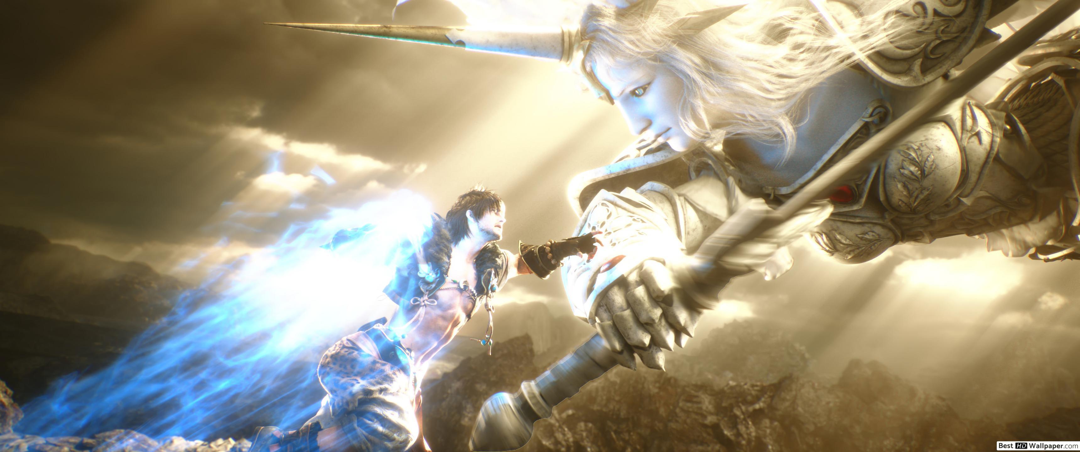 Final Fantasy Xiv Shadowbringers 2624409 Hd Wallpaper