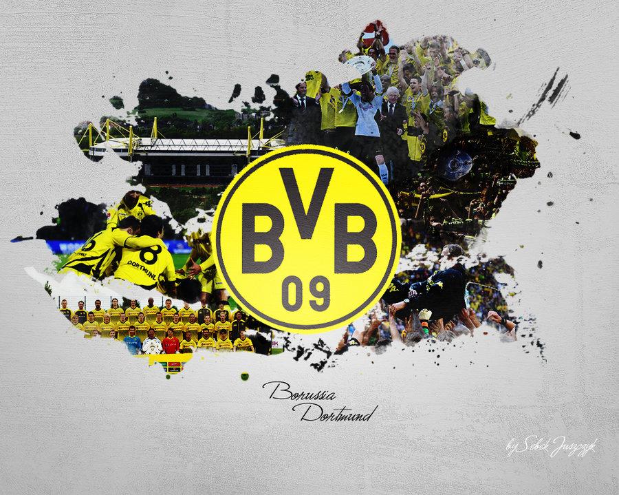 Borussia Dortmund Wallpaper Football Pinterest Borussia - Hd Keren Borussia Dortmund , HD Wallpaper & Backgrounds