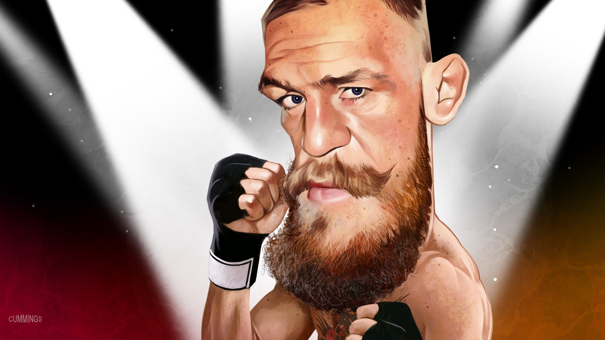 Conor Mcgregor A Brawler With The Gift Of The Gab