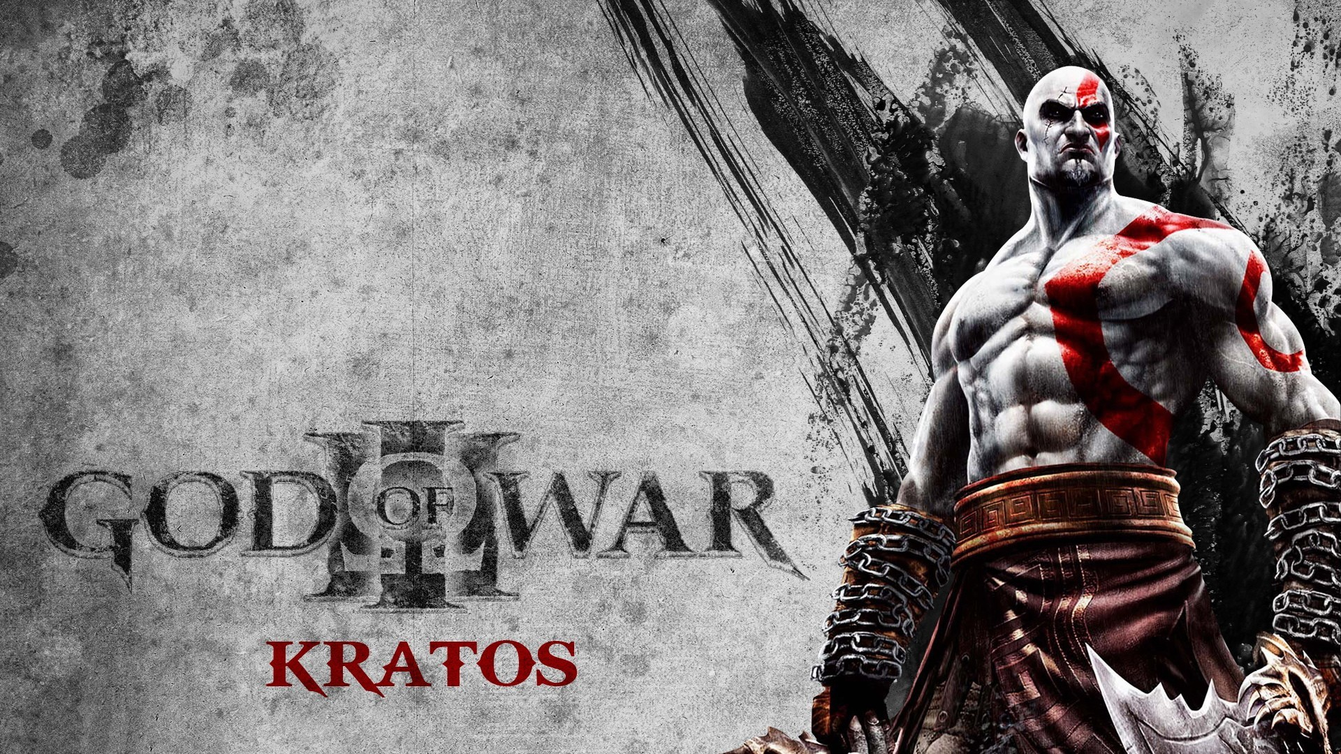 Hd God Of War 3 Wallpapers Hd Desktop Wallpapers Amazing