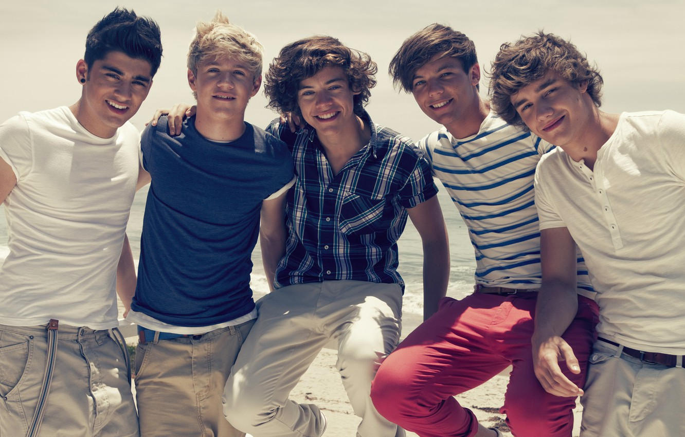 Photo Wallpaper Group, Harry Styles, One Direction, - One Direction 2011 What Makes You Beautiful , HD Wallpaper & Backgrounds