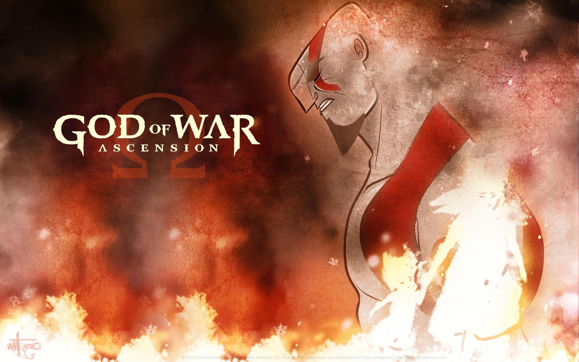 Wallpaper God Of War Ascension Hd 272073 Hd Wallpaper