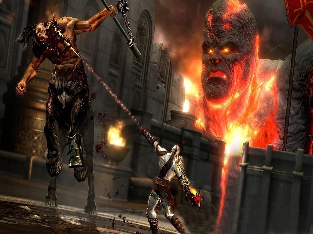 God Of War Wallpaper Hd 272110 Hd Wallpaper