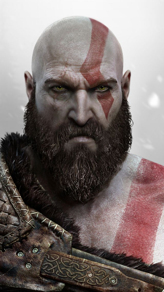 God Of War, Kratos, Ps4 - God Of War Kratos , HD Wallpaper & Backgrounds