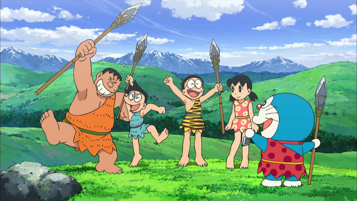 doraemon nobita and the birth of movie