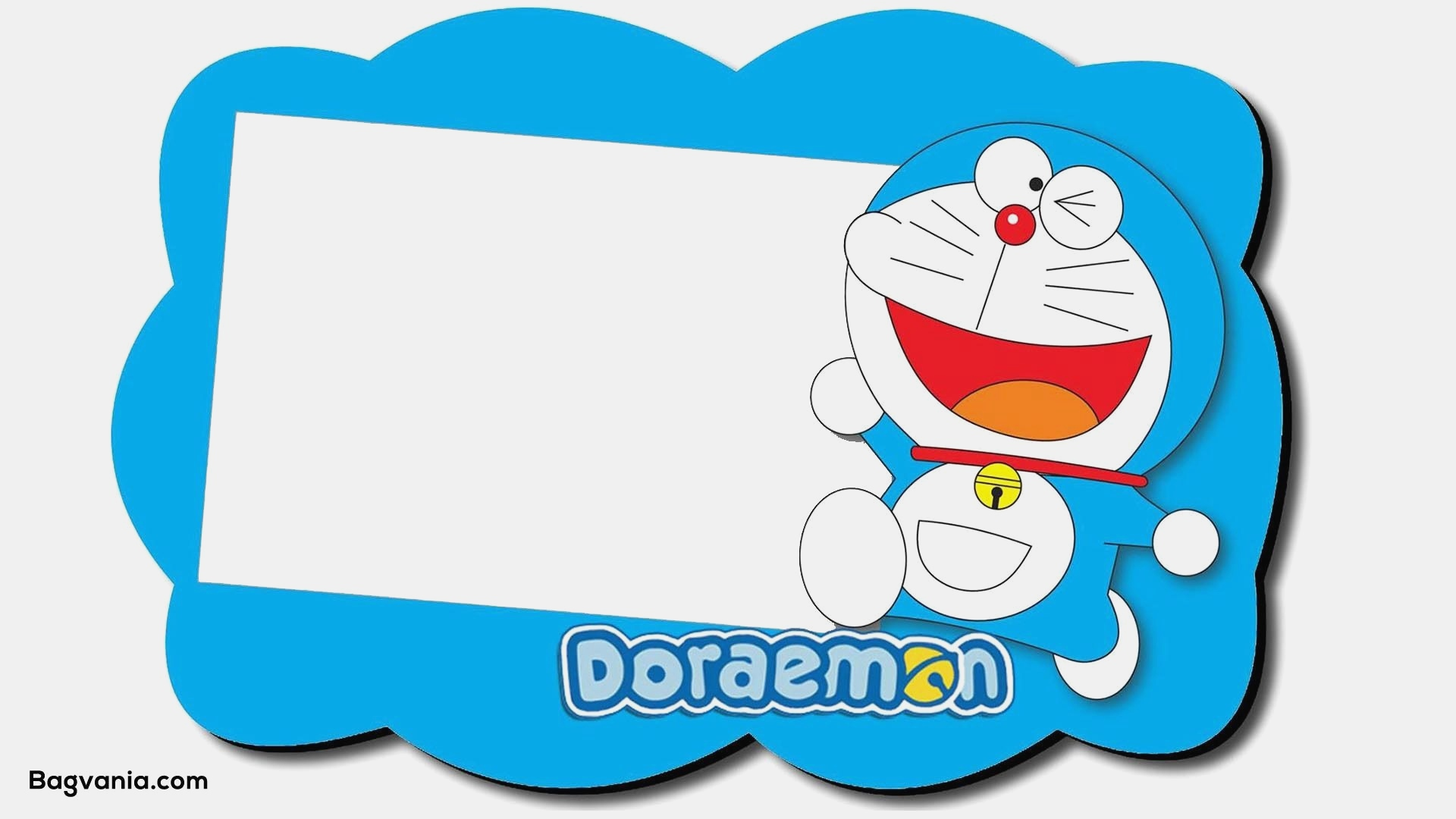 Free Printable Doraemon Birthday Invitations Bagvania