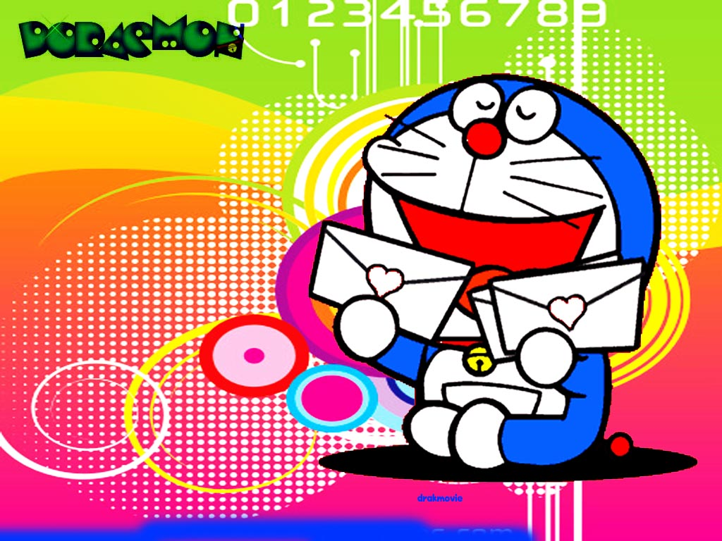 Doraemon Wallpaper New York World HD Wallpaper