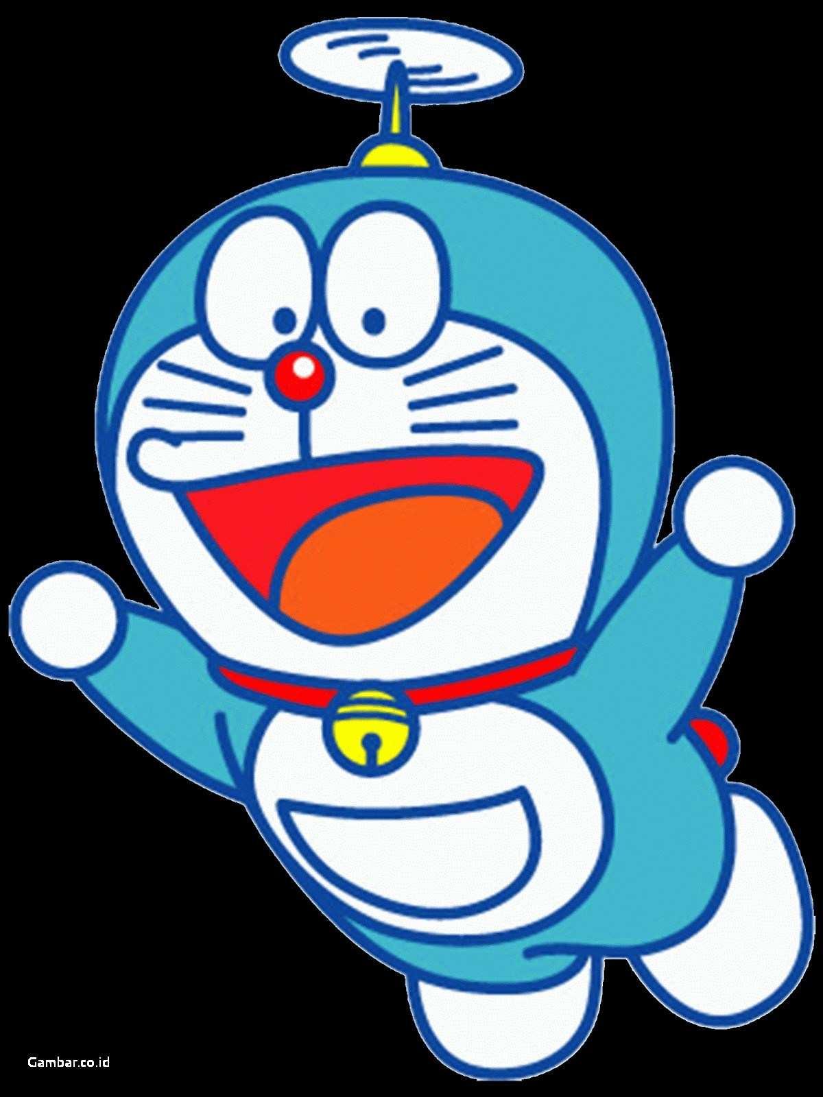 Gambar Kartun Doraemon Keren - Doraemon I Love You , HD Wallpaper & Backgrounds