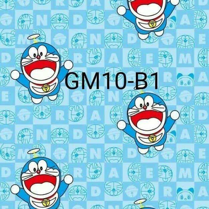 Wallpaper Dinding Murah 10 Meter - Sticker Wallpaper Doraemon , HD Wallpaper & Backgrounds