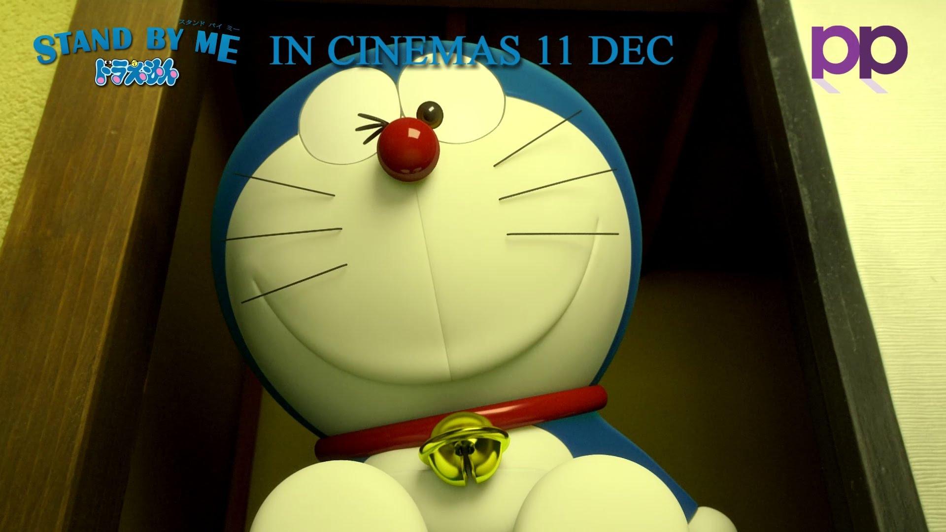 Wallpaper Doraemon Stand By Me วอลเปเปอร์ โด เร ม่อน 3