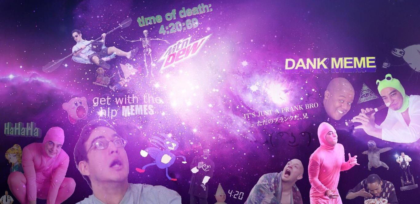 Dank Memes Filthy Frank , HD Wallpaper & Backgrounds