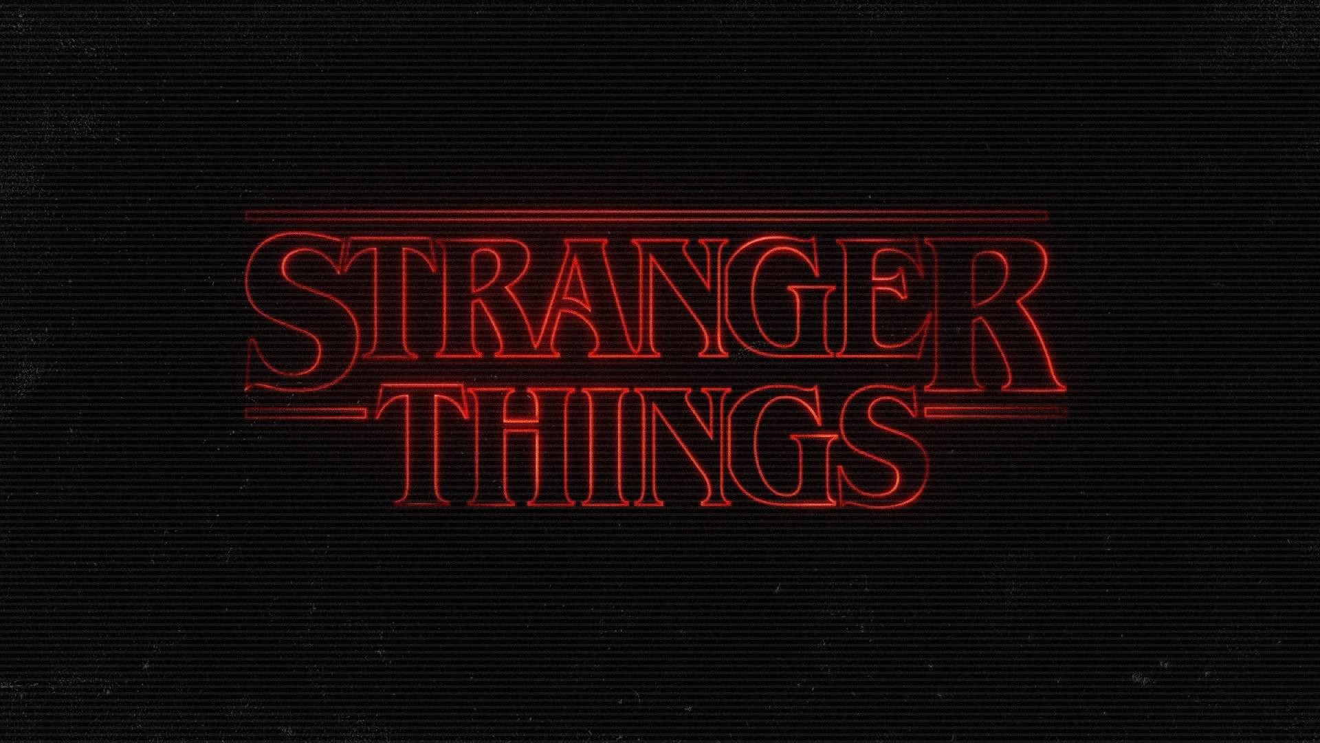 Stranger Things Wallpaper 1080p Stranger Things Pc
