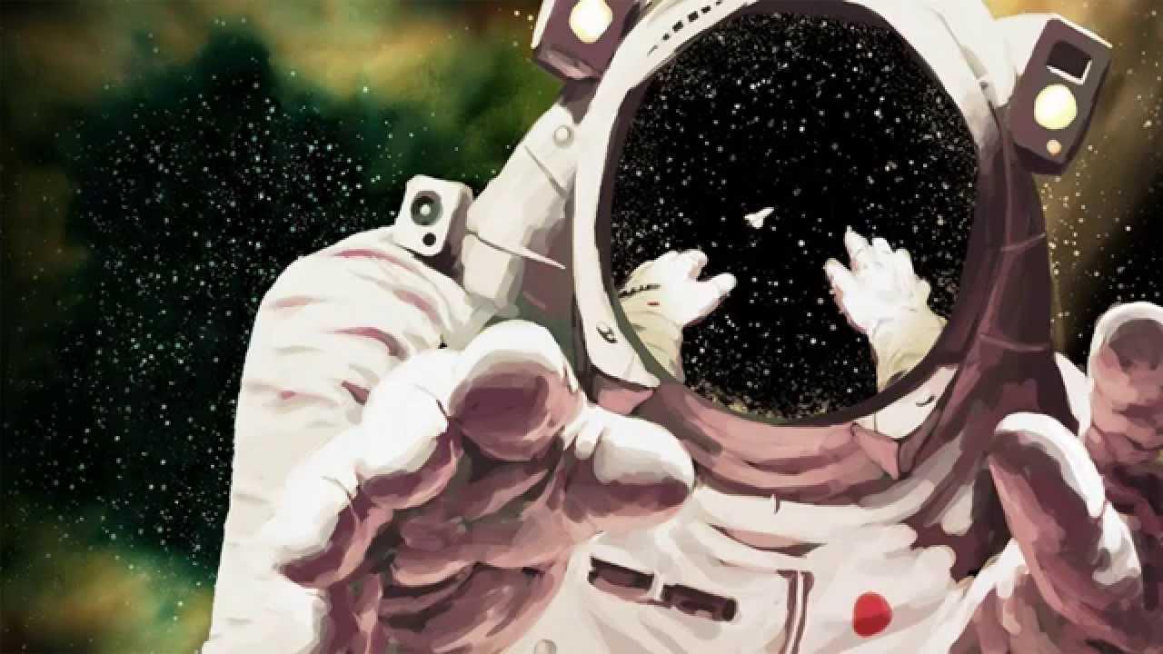 Intasteller - Sad Space Art , HD Wallpaper & Backgrounds