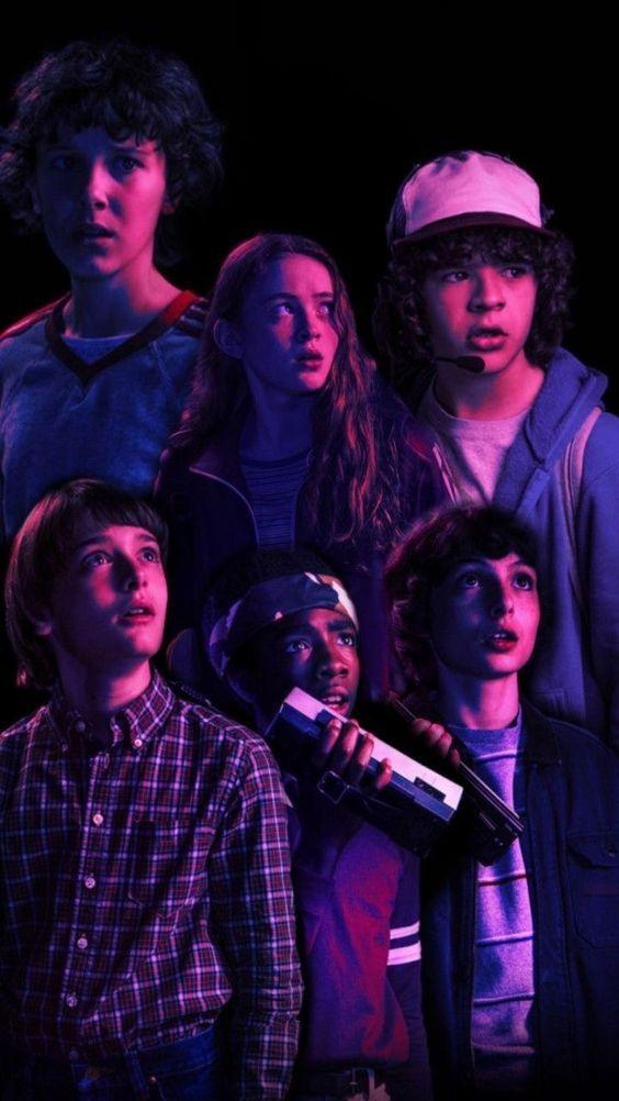 Cast Wallpaper Stranger Things Season 3 278746 Hd