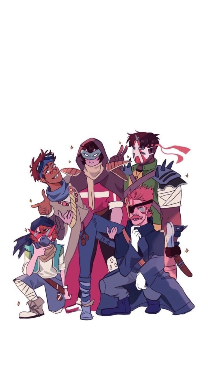 Voltron Wallpaper Iphone Voltron Legendary Defenders 280094