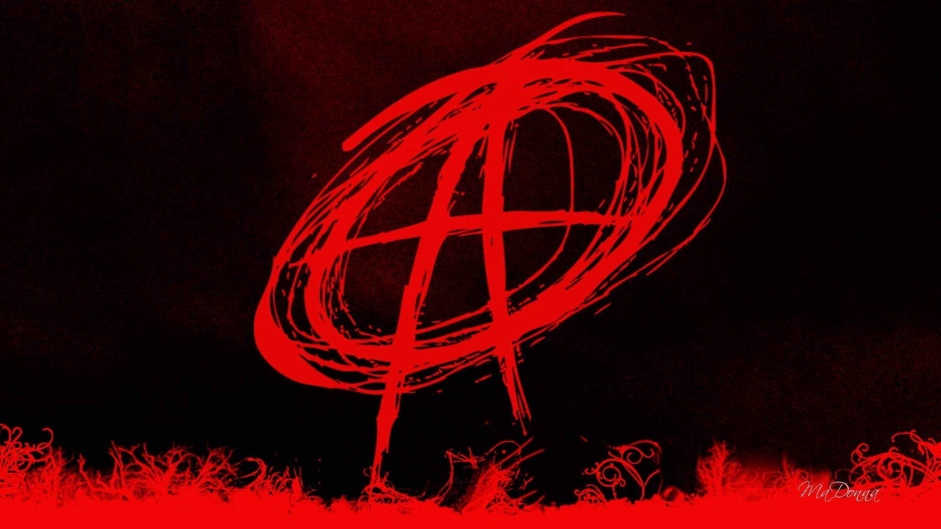 Anarchy Symbol Wallpapers Hd Wallpaper Collections 4kwallpaper