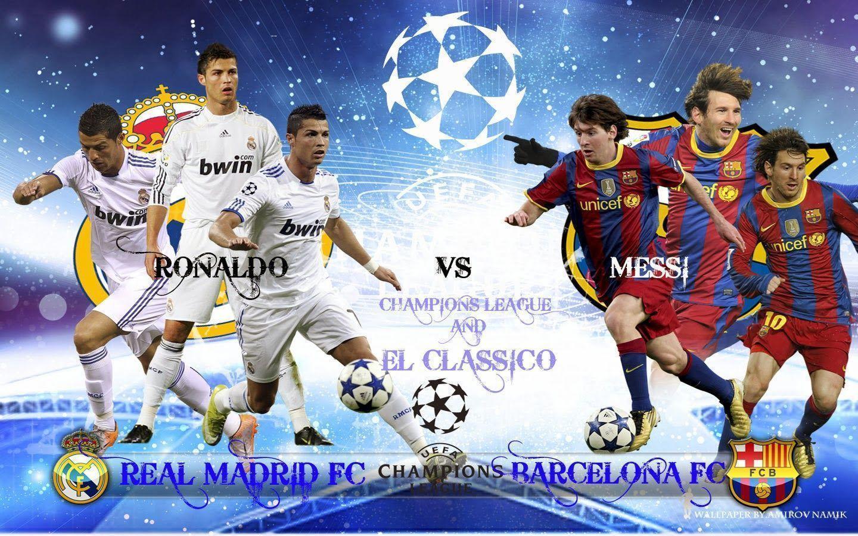 Messi And Ronaldo Wallpaper - Cr7 Vs Messi Wallpaper 2015 , HD Wallpaper & Backgrounds