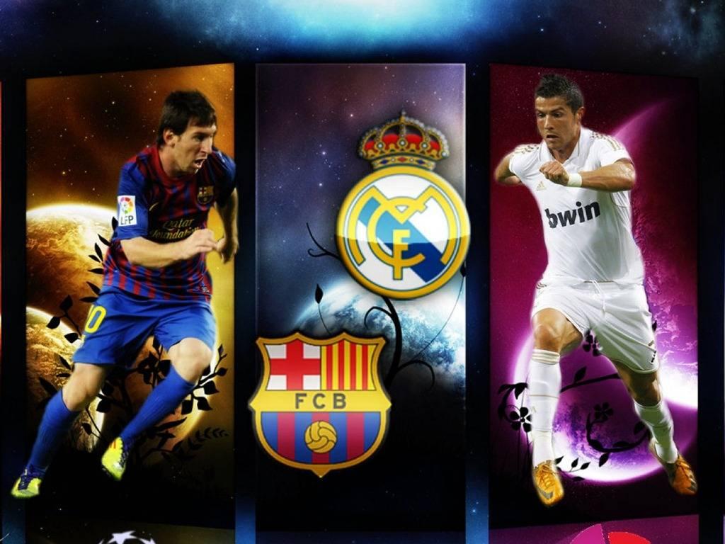 02 06 2018 Cool Messi And Ronaldo 280920 Hd Wallpaper