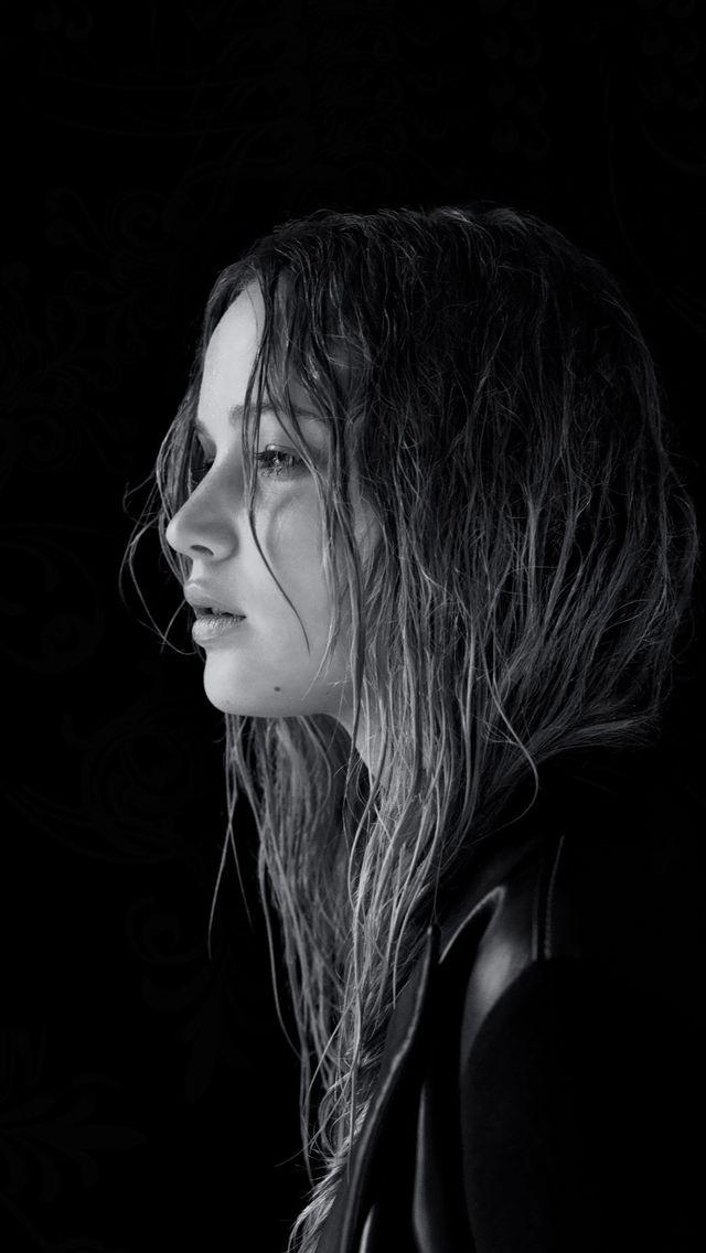 Jennifer Lawrence Iphone 5 Wallpaper - Leona Lewis Jennifer Lawrence , HD Wallpaper & Backgrounds