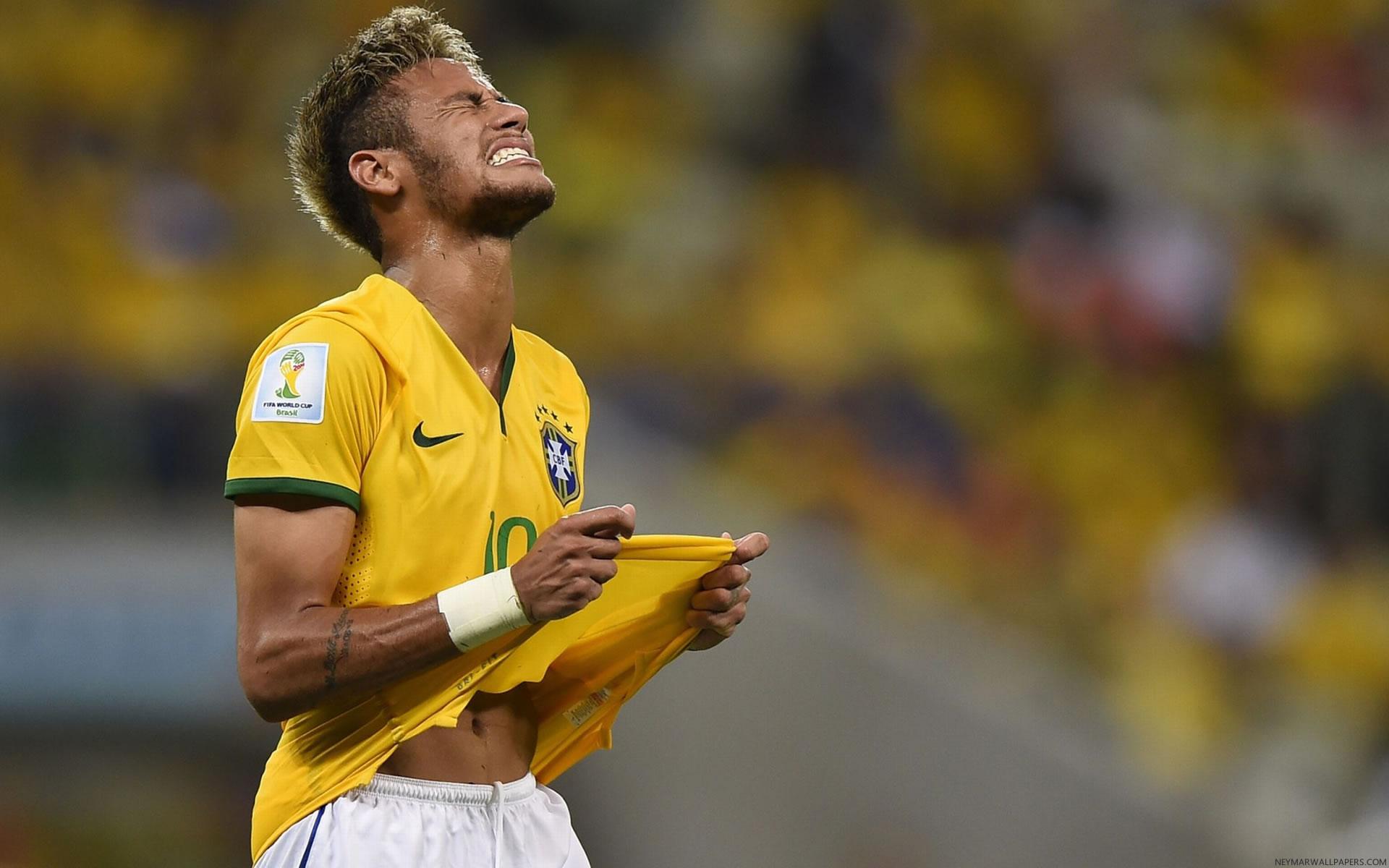 Neymar World Cup 2014 Wallpaper - Neymar World Cup Iphone , HD Wallpaper & Backgrounds