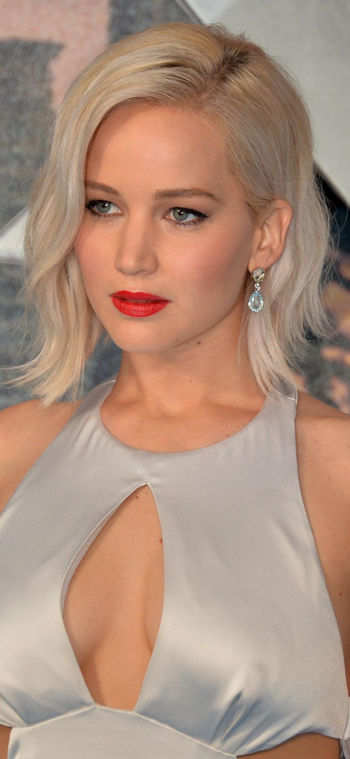 Jennifer Lawrence, Short Hair, Gorgeous, Wallpaper - Jennifer Lawrence Iphone X , HD Wallpaper & Backgrounds