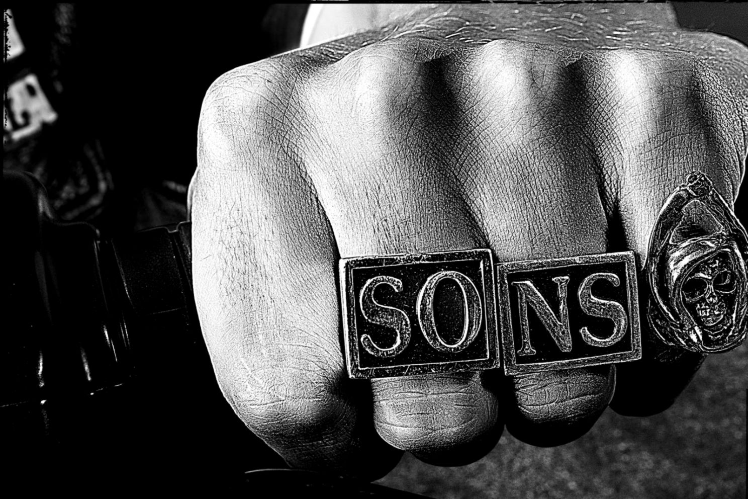 Sons Of Anarchy Wallpaper And Background Image Id Sons Rings