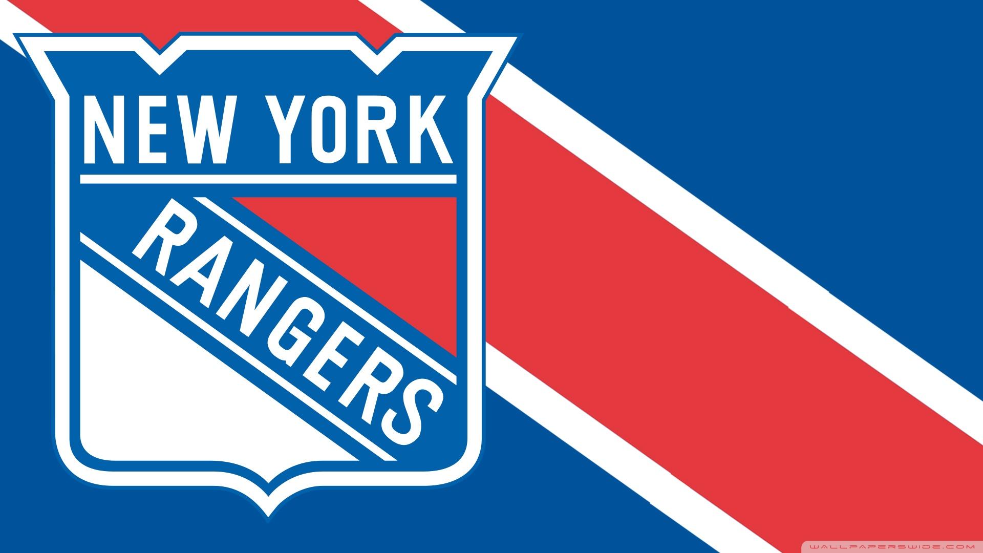 Standard - New York Rangers 1080p , HD Wallpaper & Backgrounds